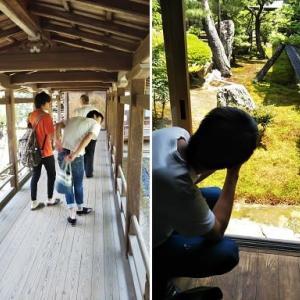 京都嵐山見学②