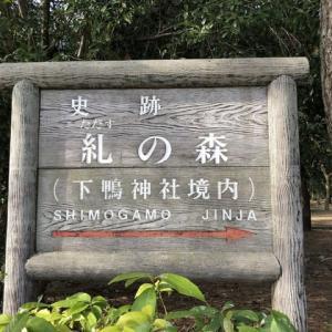 真っ赤な京都においでやす 5  下鴨神社