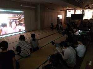 zoomを使い宮崎県の卒業生とOG体験談を行いました。