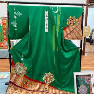 10月16日(金)京都京セラ美術館・「2020世界に着物を映す」展に校外学習に行きました。