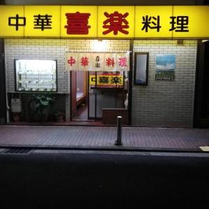 中華料理 喜楽【晩ご飯は中華丼♪】