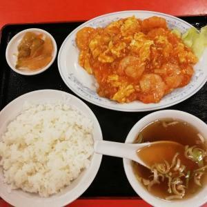 中華料理 東方紅飯店【干焼蝦仁♪】