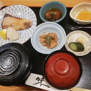 季節料理 なみき別亭【日替健康ランチ:鰤トロ塩焼♪】