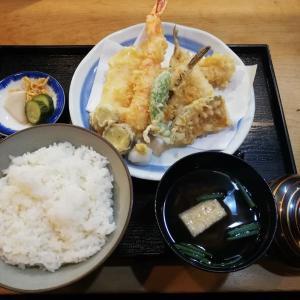 天ぷら 三惚【天ぷら定食♪】
