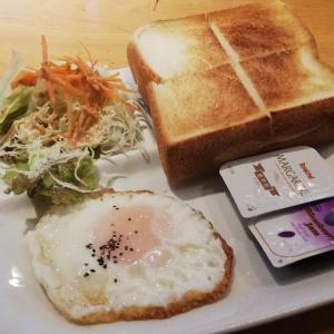 aim café 【モーニングセット】
