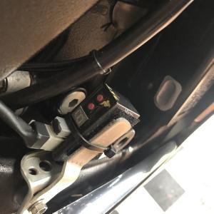 車検準備 と軽量化