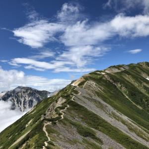 8月11日は、山の日・・・