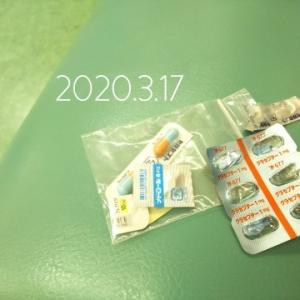 2020.3.17  #腎移植 #通院日記 🏥✨