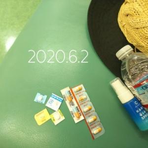 2020.6.2 #腎移植 #通院日記 🏥✨