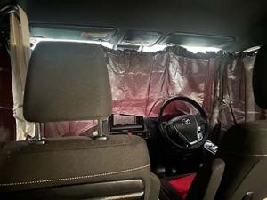 汎用の車中泊用カーテン