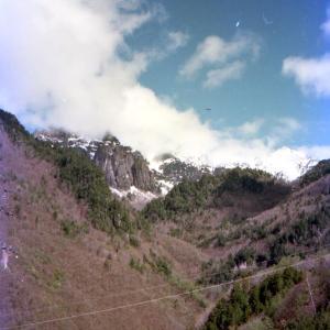 30年前の飛騨高山への旅の写真(2)
