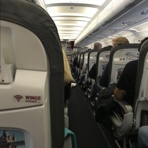 コロナ禍の海外旅行 イギリスへ 空港、機内編