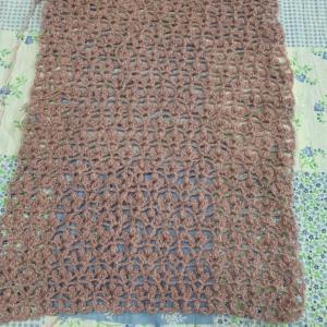 編み直しが決まりました。