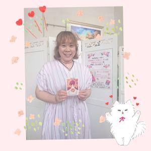 明日は秋田順子さんの個人セッション☆店頭ミニセッション・新月瞑想会も近日☆