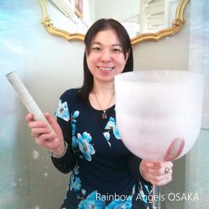 明日25日は樋口貴子さんの満月瞑想会&店頭ミニセッションDAY♡