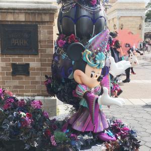 ディズニーハロウィン〜去年
