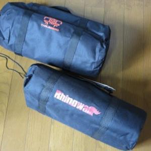 DAHON K3とROUTEの輪行袋を買った