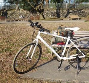 自転車さんで色々と教えてもらってきた