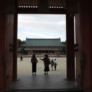 平安神宮神苑の無料公開に行ってみた