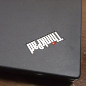 ThinkPad X240(中古)を買いました