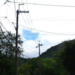 台風14号は通過したんですかね