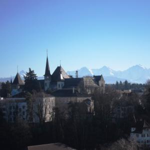 スイスの代表的な街といえば・・・、