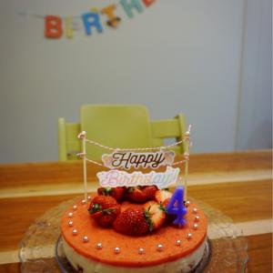 娘 花ちゃんのお誕生日