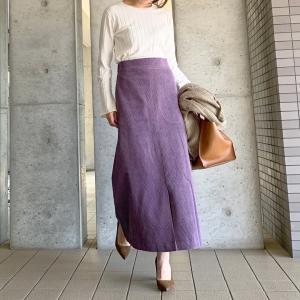 ☆女っぽいのに機能的スカート&一見シンプルなのにひと技有のバックシャントップス☆