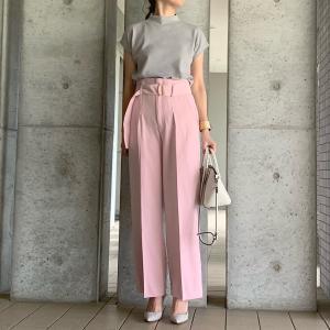 ☆今年流行りのピンクとグレーで秋コーデ☆