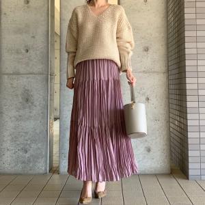 ☆編み目がめっちゃ可愛い満点評価のニット☆