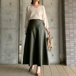 ☆圧倒的に出番が多い美ラインスカート