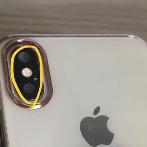 iPhoneXSが湿気程度で水没した・・・
