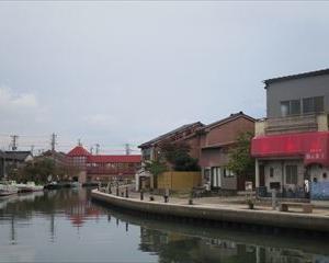 富山県射水市 日本のベニス内川エリアへGO☆☆☆