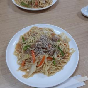 群馬県太田市 カフェ&雑貨クルンモットさんにて 吞ジャ焼きそばを食べて来たよ~(^-^)