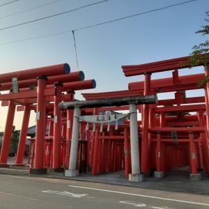 小泉稲荷神社&生品神社&冠稲荷神社へGO☆☆☆