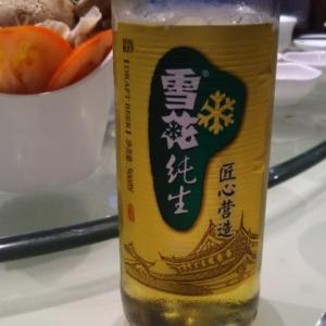 恵州最後の晩餐