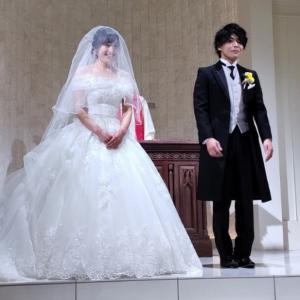 純愛の結婚式