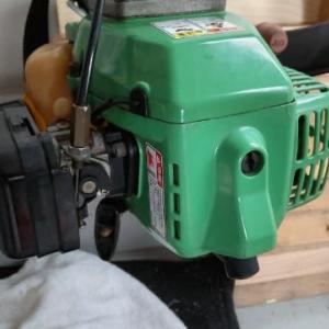草刈り機修理