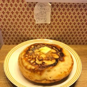15時の朝ごはんパンケーキ