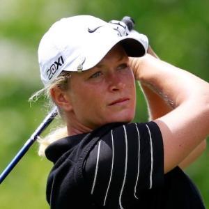 USLPGA Pro Suzann Pettersen