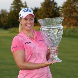 LPGA Pro Brittany Lincicome