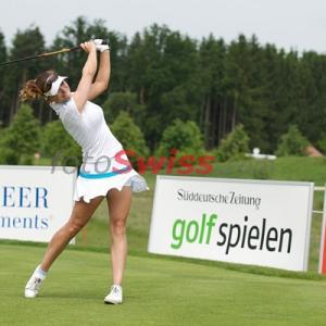 Ladies European Tour Pro Stefanie Michl