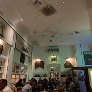 本日も新宿本院にて多くの施術とご相談を!カサブランカで食べたスペイン料理