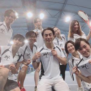 新宿本院外科の有志でテニスをしてきました!
