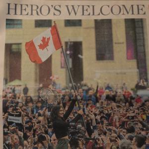 トロントの朝 9月16日   カナダのリサイクルゴミはどこへ!?