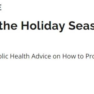 トロントの午後 11月25日 ホリデーをどう過ごす!?