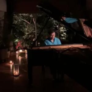 家篭りの日々~母日誌、、、物との格闘後、疲れをピアノの音色で癒して