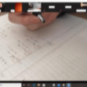 【5/8金】オンライン自習室15日目「学校からの大量の宿題にうんざりしていませんか?」