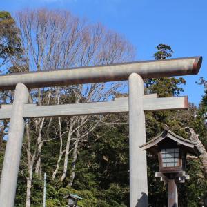 鹿島神宮 参拝