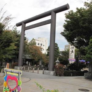 長野県へ!!(四柱神社参拝)